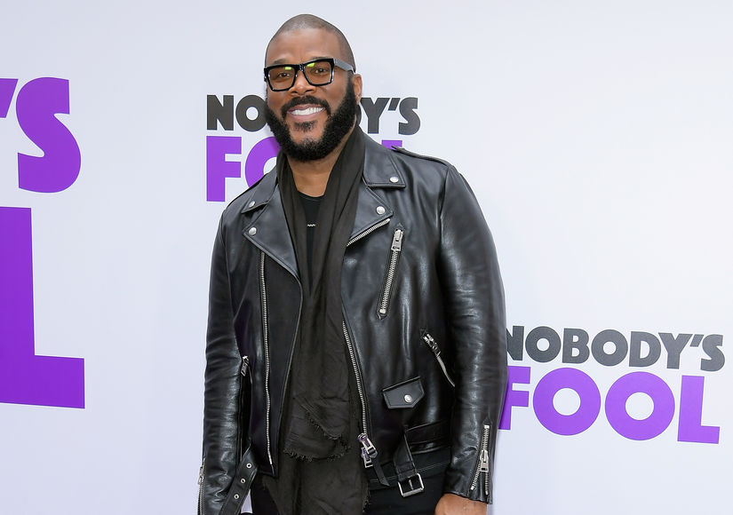 Tyler Perry Spreads Holiday Cheer in Atlanta with Very Generous Gift