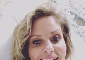 TV Star Candace Cameron Bure Hospitalized