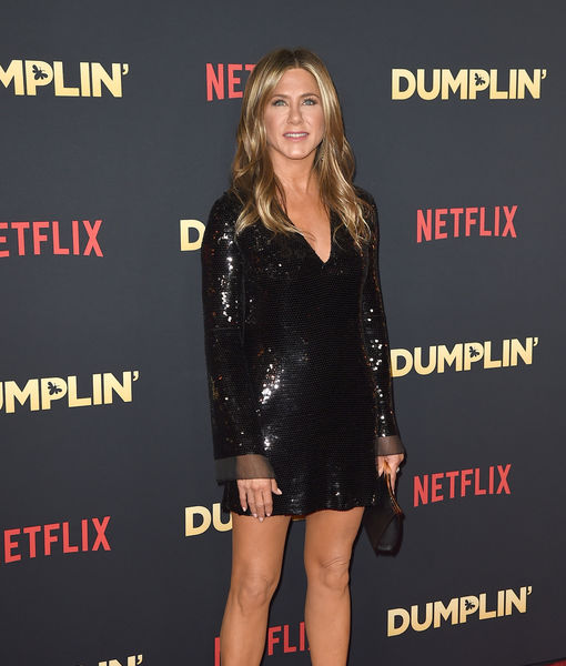 How Jennifer Aniston's Childhood Dream Came True with 'Dumplin'""