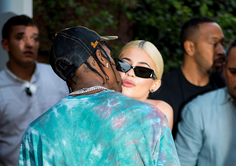 Kylie & Travis Have 'Wifey' & 'Daddy' Christmas Gifts