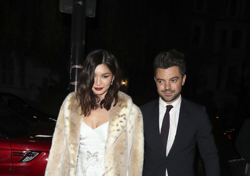 Dominic Cooper & Gemma Chan Go Public with Their Relationship