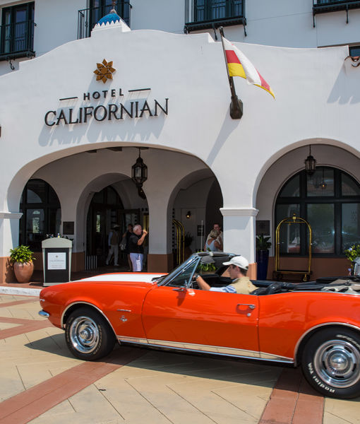 Paradise Found! Find Out Why Celebs Love Hotel Californian