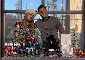 'Extra's' Holiday Pop-Up Shop: Activity Trackers, Mugs, Jewelry, and…