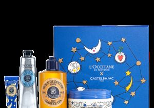 Win It! A Signature Holiday Collection from L'Occitane