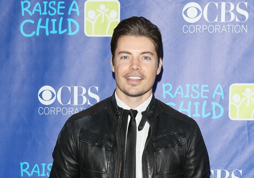 Josh Henderson Arrested, but Sources Say It Was Mistaken Identity