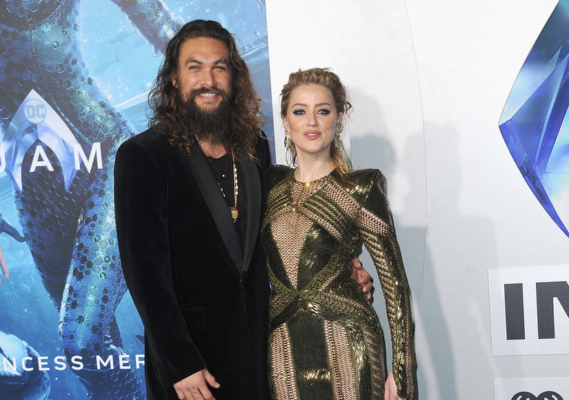 Amber Heard Dishes on Her 'Little Brother' Jason Momoa