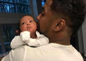 Kenya Moore Debuts Daughter Brooklyn, Tells Scary Birth Story