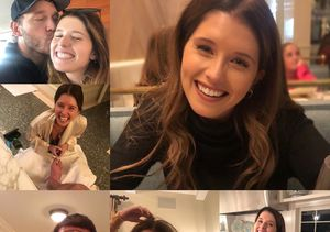 Chris Pratt & Katherine Schwarzenegger Make It Instagram Official