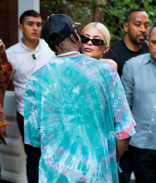 Was This Deleted Tweet a Giant Clue That Kylie Jenner & Travis Scott Are Married?