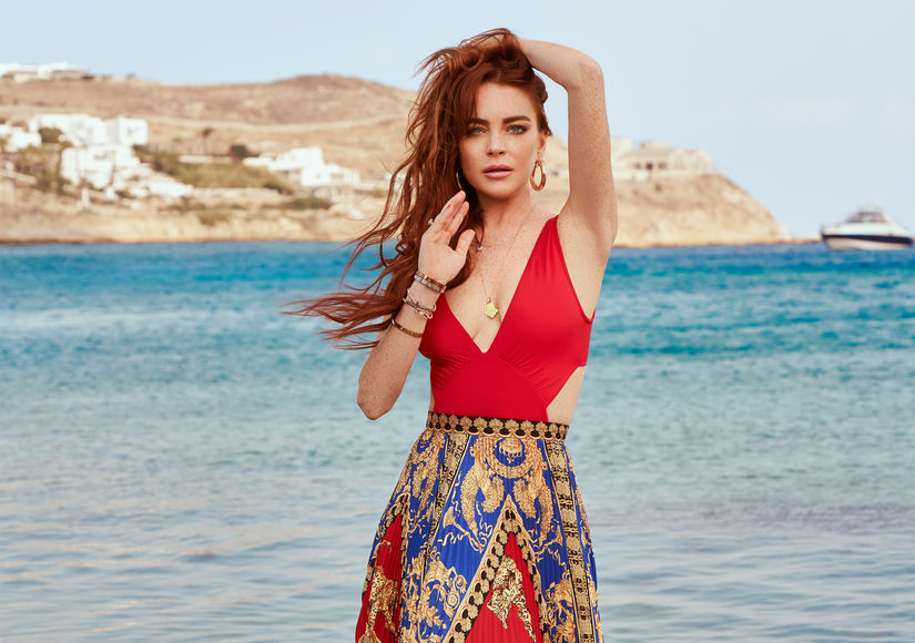 'Lindsay Lohan's Beach Club' Looks Like a Wild Ride! Meet the Staff