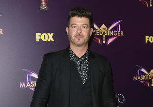 Robin Thicke's Plans After His Malibu Mansion Burned Down