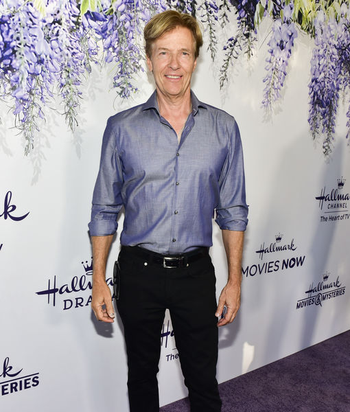 Jack Wagner's Epic Love Advice for 'Extra's' Renee Bargh