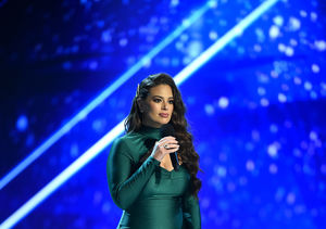 Ashley Graham Suffers Injury After Taking a Tumble at Miss Universe…