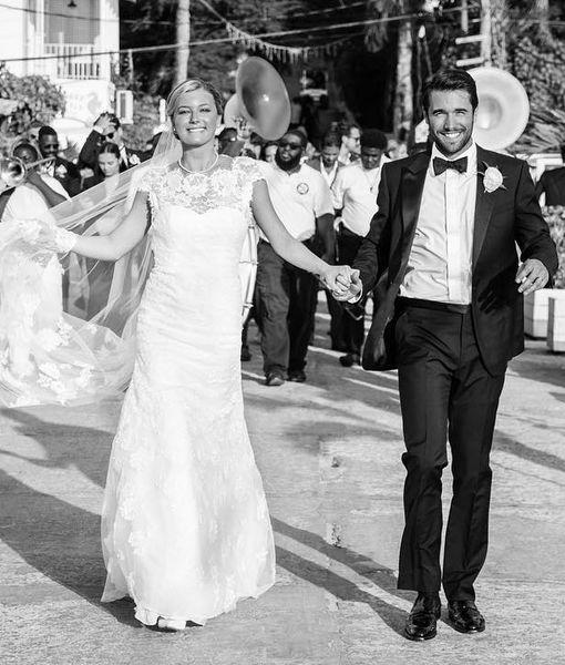 Emily VanCamp & Josh Bowman Marry in the Bahamas