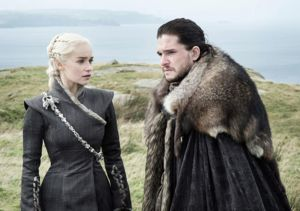 Emilia Clarke Teases Final Season of 'Game of Thrones': 'Your TV Is Going…