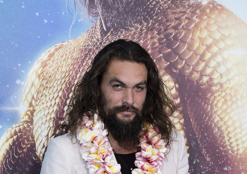 See the Jason Momoa Shirtless Pics Everyone's Talking About