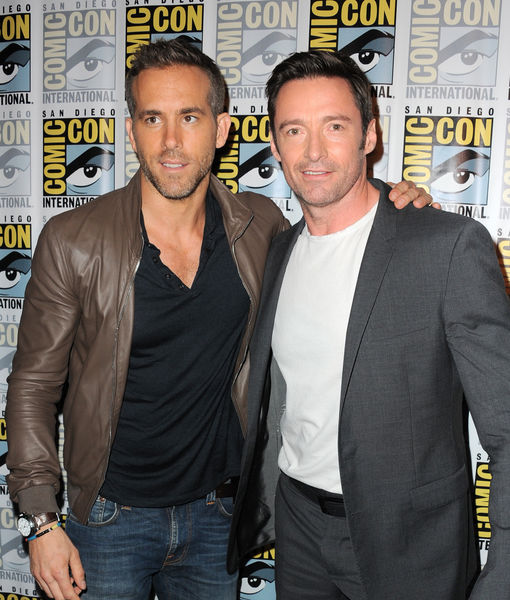 LOL! Hugh Jackman Jokes Ryan Reynolds Will Be in Bed for Days Over His Emmy Nomination