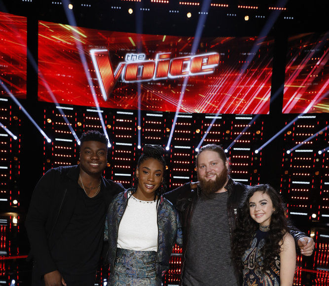 'The Voice' Finale Live Blog! Who Is the Season 15 Winner?