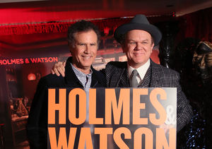 John C. Reilly & Will Ferrell's English Accents Get Mark Wright's Seal…