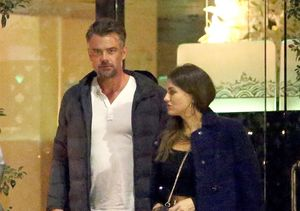 Look Who Josh Duhamel Was Spotted with… After Revealing He Wants…