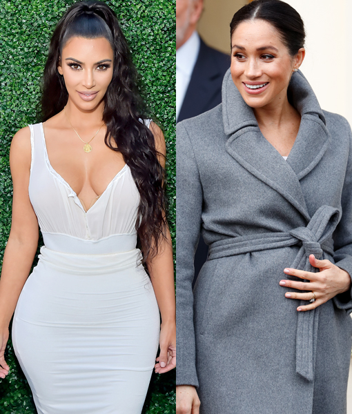 Rumor Bust! Kim K Is Not Trying to Befriend Meghan Markle with an Expensive…