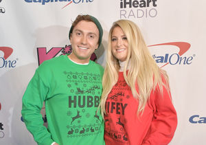Meghan Trainor Weds Daryl Sabara on Her 25th Birthday!