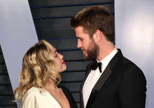 Are Miley Cyrus & Liam Hemsworth Married? See the Photos That Have Everyone…