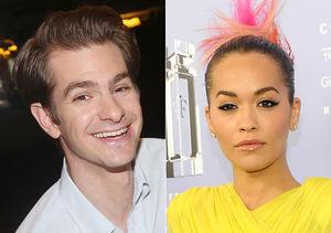 New Couple Alert? Andrew Garfield & Rita Ora Fuel More Dating Rumors