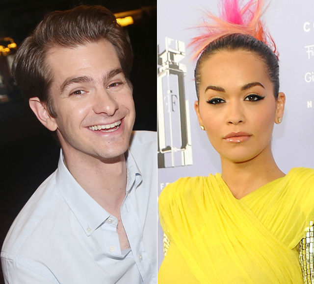 New Couple Alert? Andrew Garfield & Rita Ora Fuel More Dating Rumors