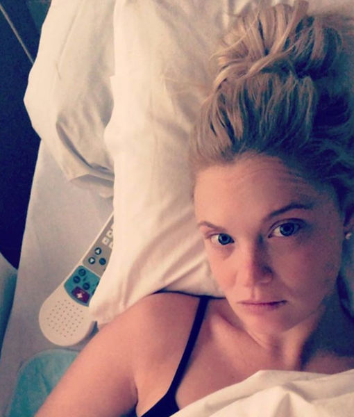 Reality Star Ashley Martson Hospitalized