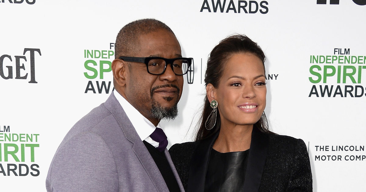 Forest Whitaker & Wife Keisha Split After 22 Years of ...