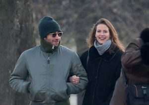 New Couple Alert! First Pics of Jake Gyllenhaal with New GF Jeanne…