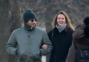 New Couple Alert! First Pics of Jake Gyllenhaal with New GF Jeanne Cadieu