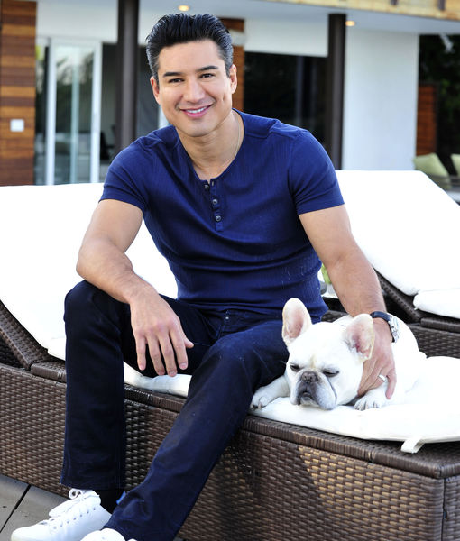 Mario Lopez Chats About the AKC National Championship Dog Show Presented by Royal Canin