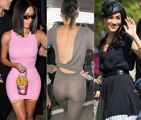 The Craziest Celebrity Wardrobe Malfunctions Of 2018