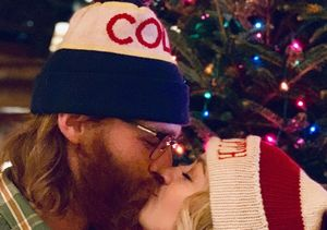 Co-Stars Wyatt Russell & Meredith Hagner Engaged — See Her Diamond Ring!