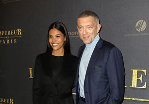 Vincent Cassel Welcomes First Child with His Much Younger Wife