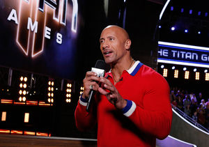 How Dwayne Johnson Inspired 'Titan Games'