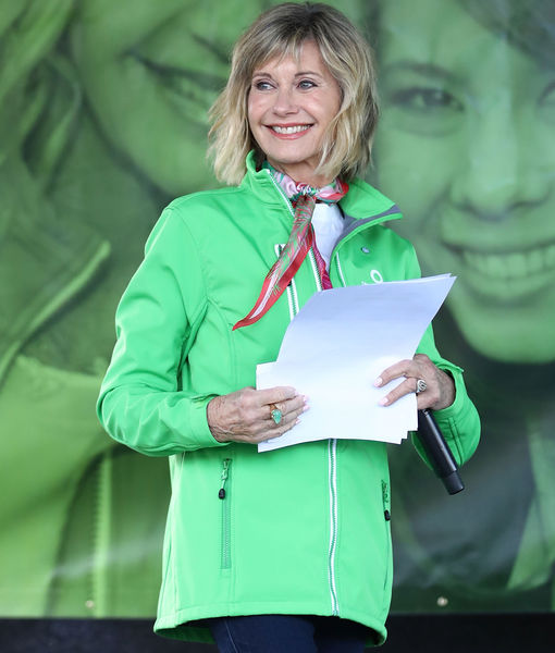 See How Olivia Newton-John Shut Down Reports She Has Weeks to Live