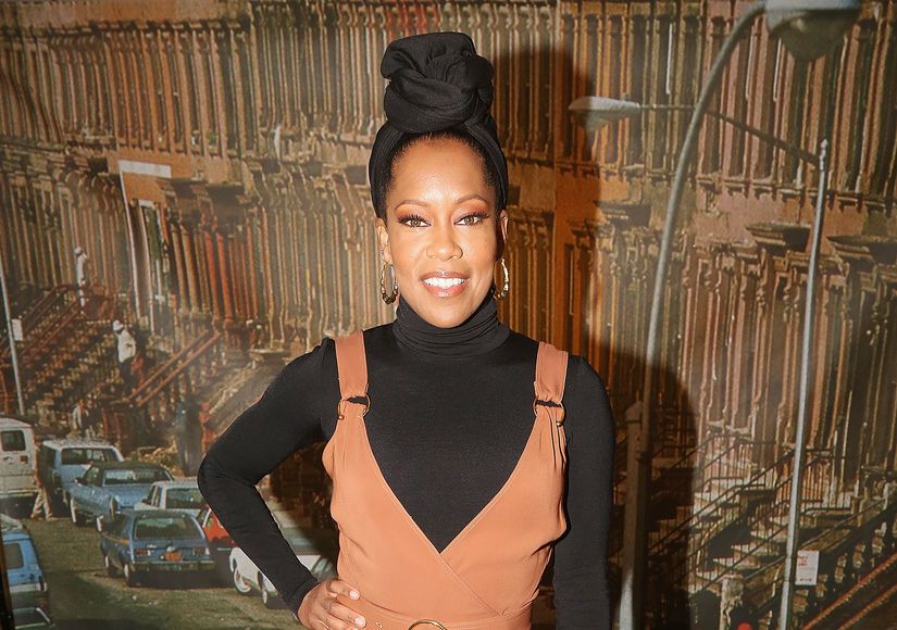 Regina King Channeled Her Strong Grandma in 'If Beale Street Could Talk'