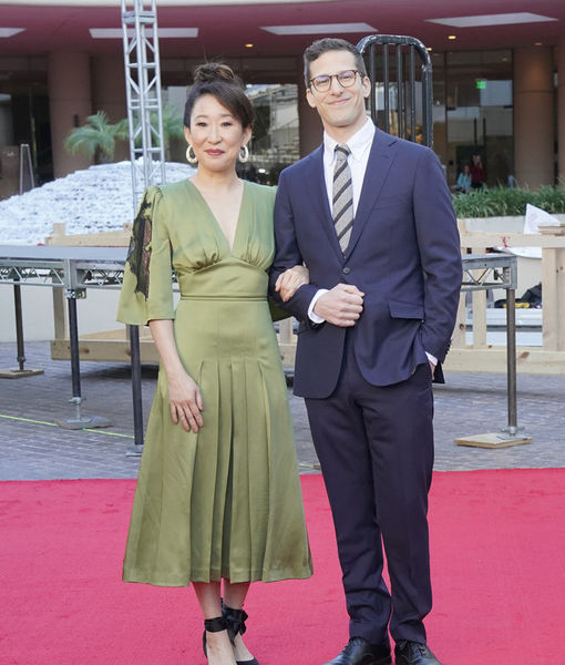 Sandra Oh & Andy Samberg Preview Golden Globes 2019