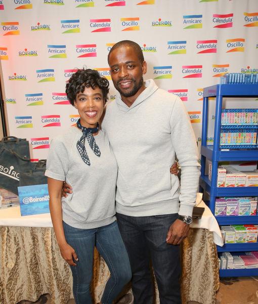 Dulé Hill & Jazmyn Simon Expecting First Child