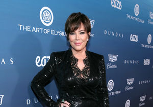 Kris Jenner's First Words on Kim Kardashian & Kanye West's Baby #4 News
