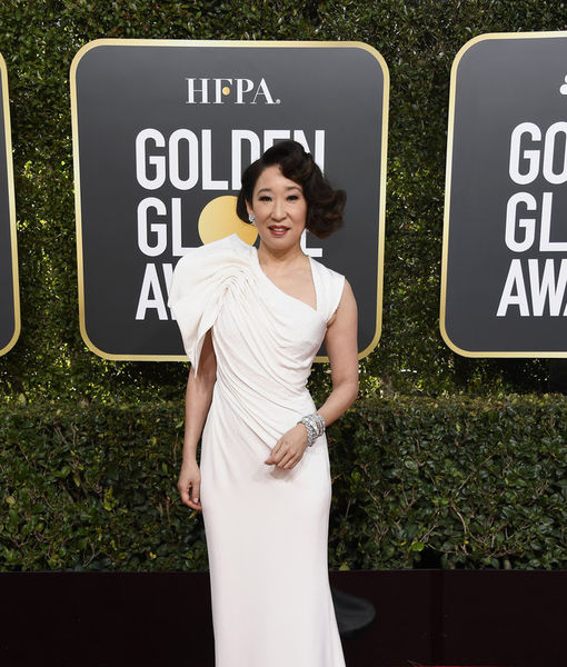 What Stars Are Wearing at Golden Globes 2019 — Watch the Livestream Now!
