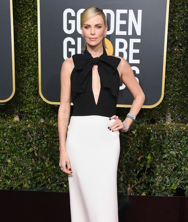 The Golden Globes Red Carpet