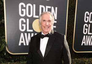 Henry Winkler Remembers Penny Marshall at Golden Globes