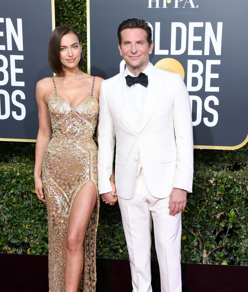 New Details on Bradley Cooper & Irina Shayk's Custody Agreement