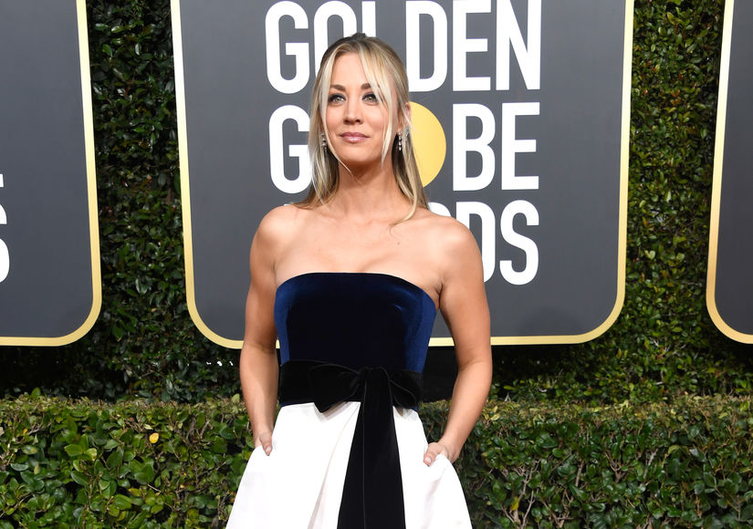 Kaley Cuoco Dishes on 'Winter Fairyland' Honeymoon and End of 'Big Bang…