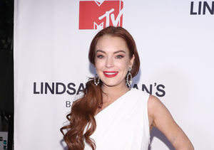 Lindsay Lohan on 'Beach Club,' 'Mean Girls 2' & Ariana Grande's…