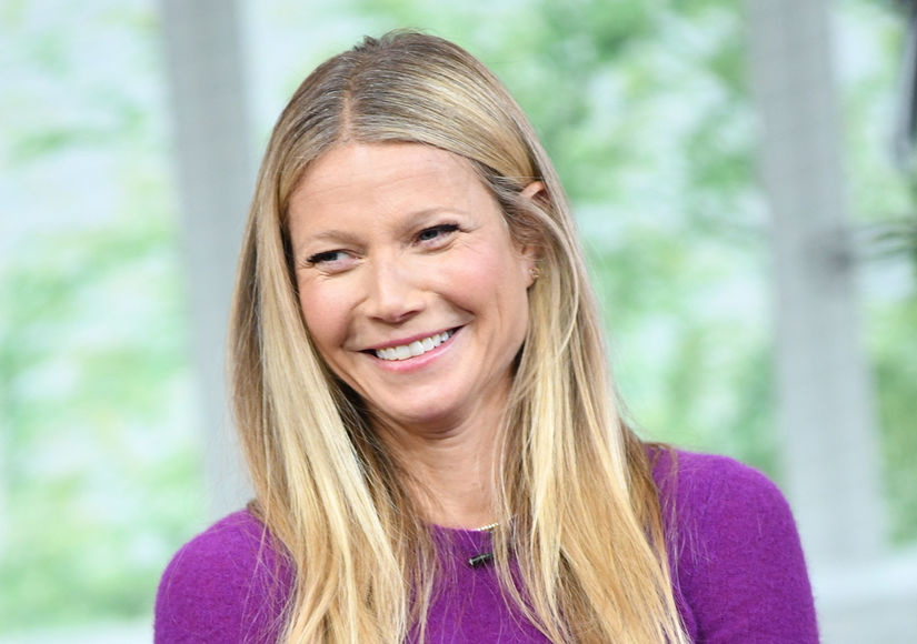 Gwyneth Is Anything but Awkward with Her Ex's Famous GF